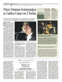 Diario Jaen Paco Damas